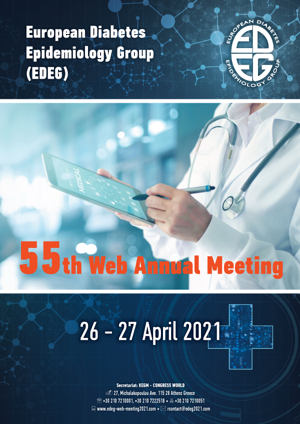 55th EDEG Annual Meeting (Virtual Conference)
