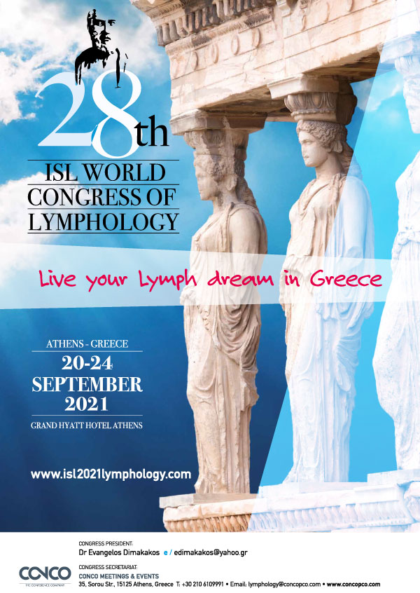 28th World Congress of Lymphology