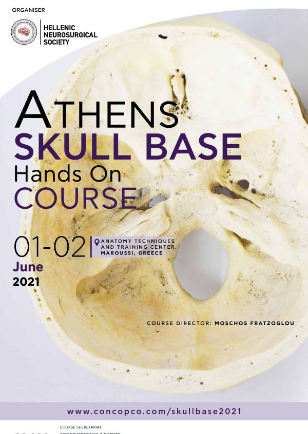 Athens Skull Base Hands-on Course