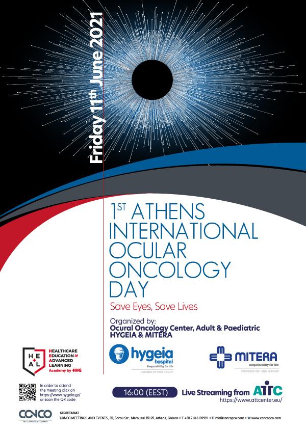 Webinar | 1st International Ocular Oncology Day