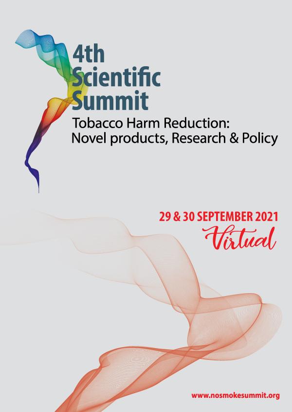 4th Scientific Summit on Tobacco Harm Reduction | Virtual